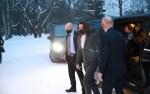 Представитель белорусской оппозиции Светлана Тихановская прибыла в Кадриорг