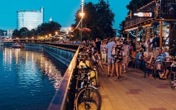 На берегу Эмайыги в Тарту летом появятся новые кафе