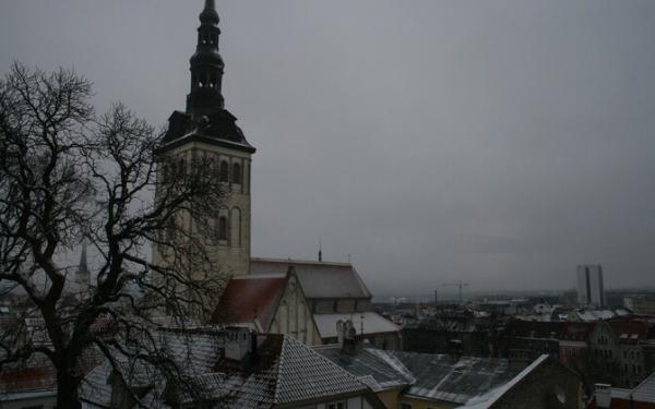 В церкви Нигулисте построят лифт и смотровую площадку