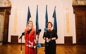 Norstat: после распада правительства Ратаса выросла популярность Партии реформ и EKRE