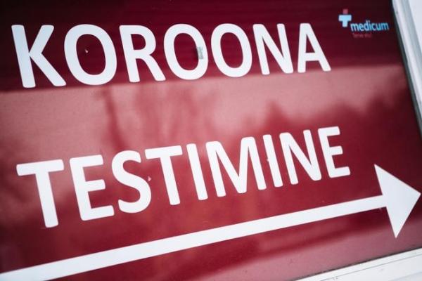 В Эстонии добавилось 405 новых случаев заражения коронавирусом