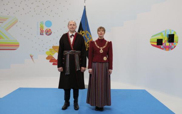 Президентский прием в честь Дня независимости будут транслировать из Пайде