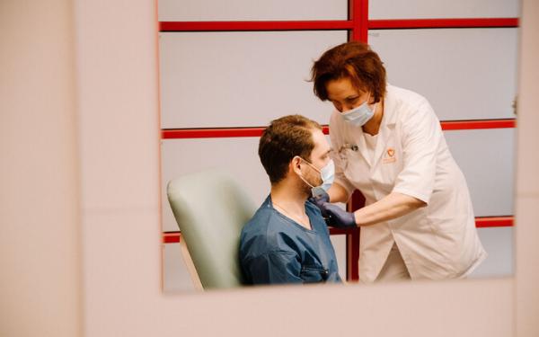 Эстония планирует отказаться от ходатайства дополнительной поставки вакцины Moderna