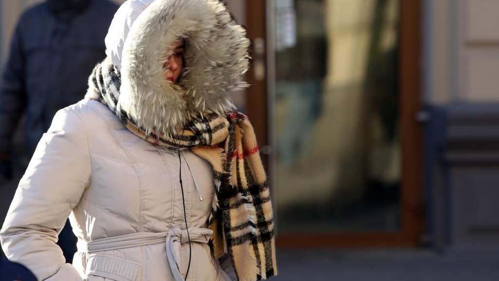 Хотели настоящую зиму? В воскресенье утром будет -28 градусов