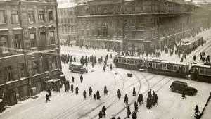Как москвичи поддерживали ленинградцев в блокаду