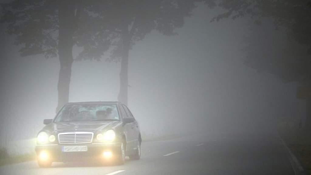Когда ближний свет освещает дорогу лучше, чем дальний