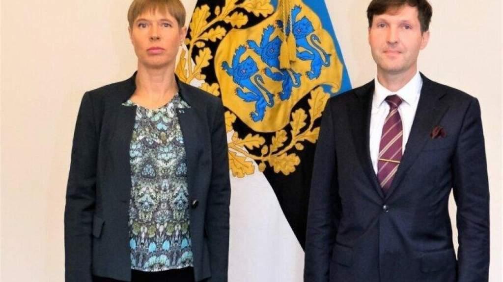 Министр финансов Эстонии раскритиковал предложение президента: очередная грубая попытка захвата власти