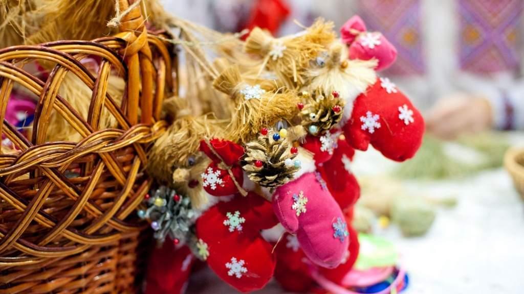 Новогодние праздники отметили дети соотечественников в Гамбурге и Саарбрюкене