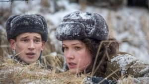 Первый показ фильма о Зое Космодемьянской прошёл в её музее в Петрищево