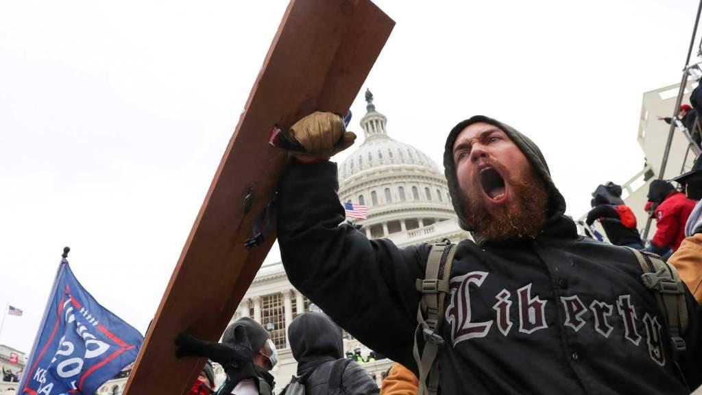 """Революция в Вашингтоне, или """"хорошо организованная провокация"""""""