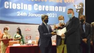 Российские кинематографисты завоевали три награды на фестивале в Дакке