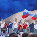 Российским спортсменам предложили использовать на соревнованиях «Катюшу» вместо гимна