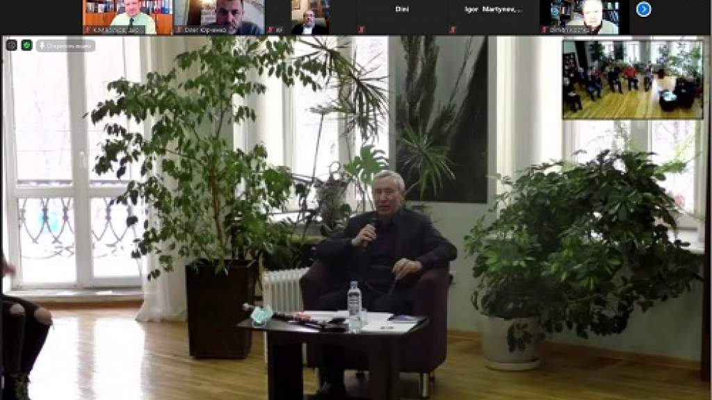 Сенатор Андрей Климов – о русском наследии и поддержке соотечественников