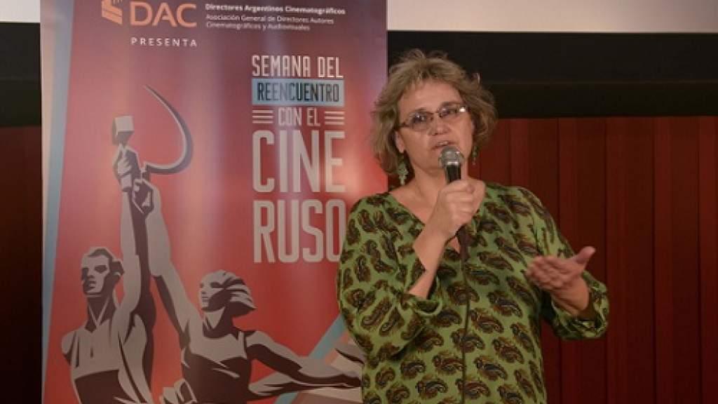 Сильвана Ярмолюк-Строганова – посол российской вакцины в Латинской Америке
