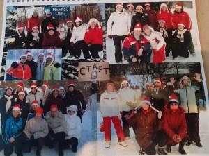 Таллинский спортивный клуб «Старт» отметил своё 40-летие