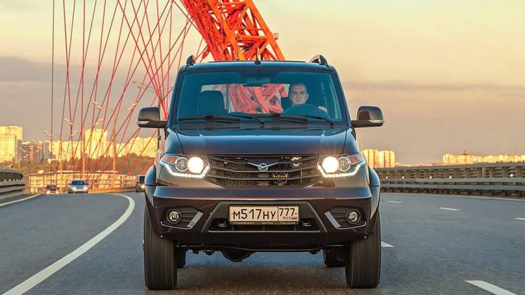 УАЗ «Патриот» оказался лишь чуть более российским, чем Renault Logan