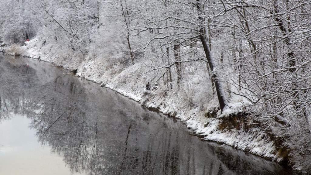 В понедельник в Латвии сохранится пасмурная погода