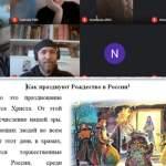 В румынской Тимишоаре студенты отметили зимние праздники в онлайн-режиме