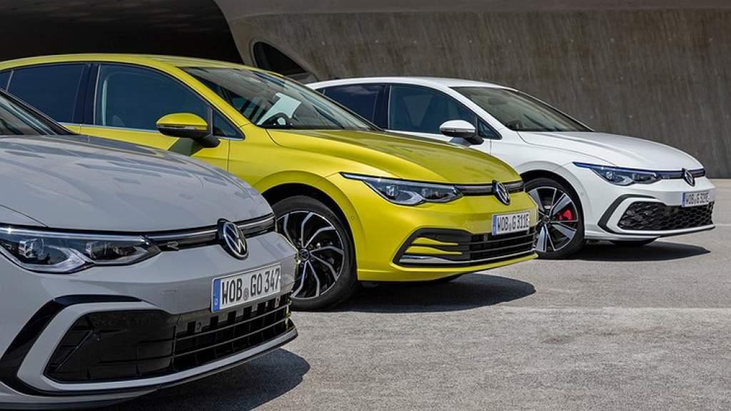 Volkswagen Golf признали главным европейским бестселлером