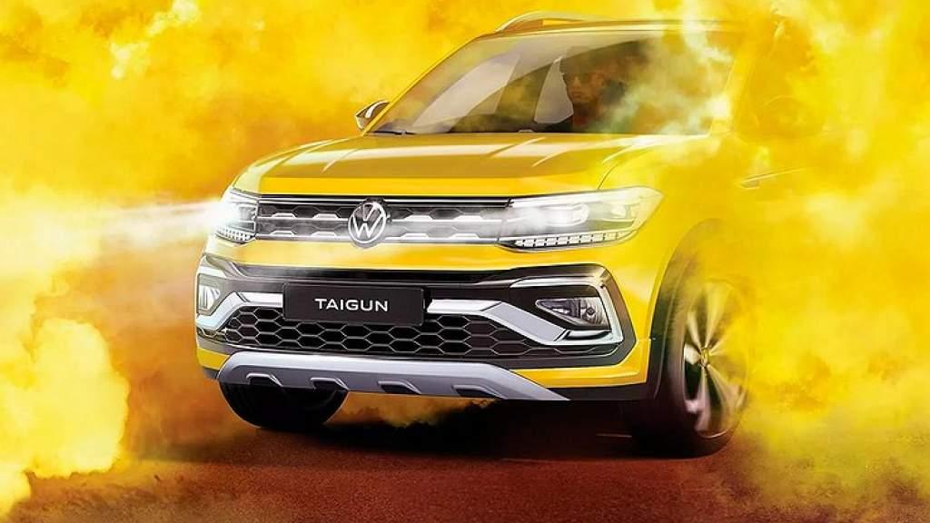 Volkswagen объявил сроки появления новейшего кроссовера Taigun
