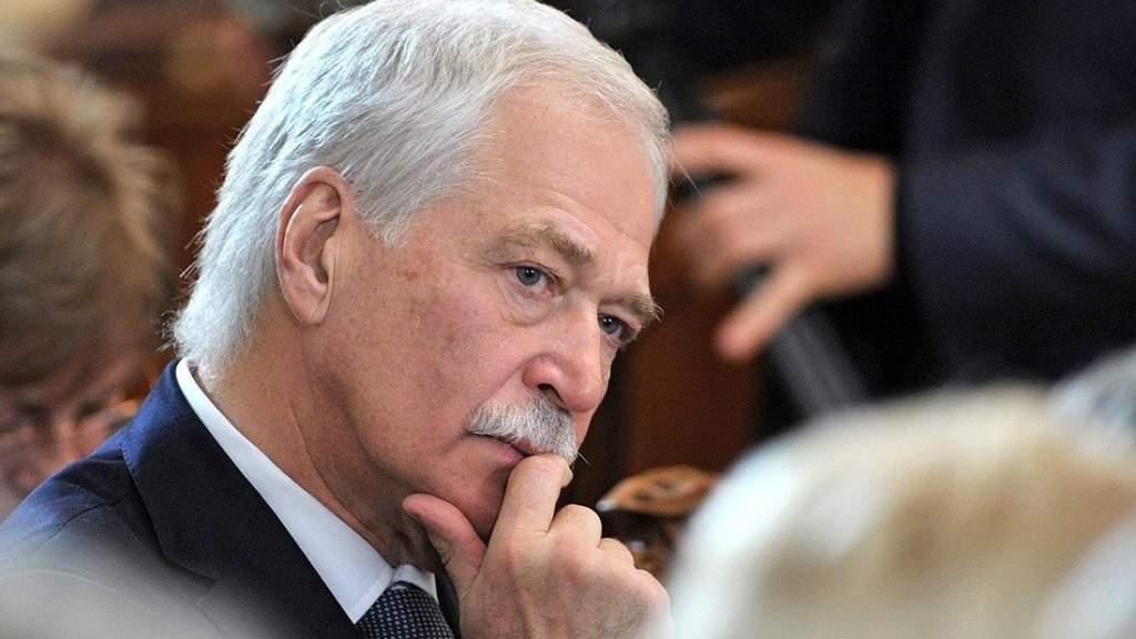 Борис Грызлов: Законопроект Киева о Донбассе грубо нарушает минские договорённости