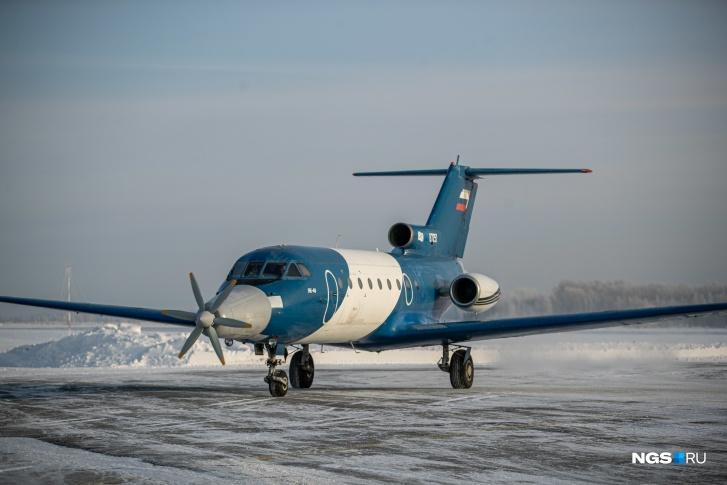 Хорошие новости: в России начали испытывать самолет с электрическим авиадвигателем