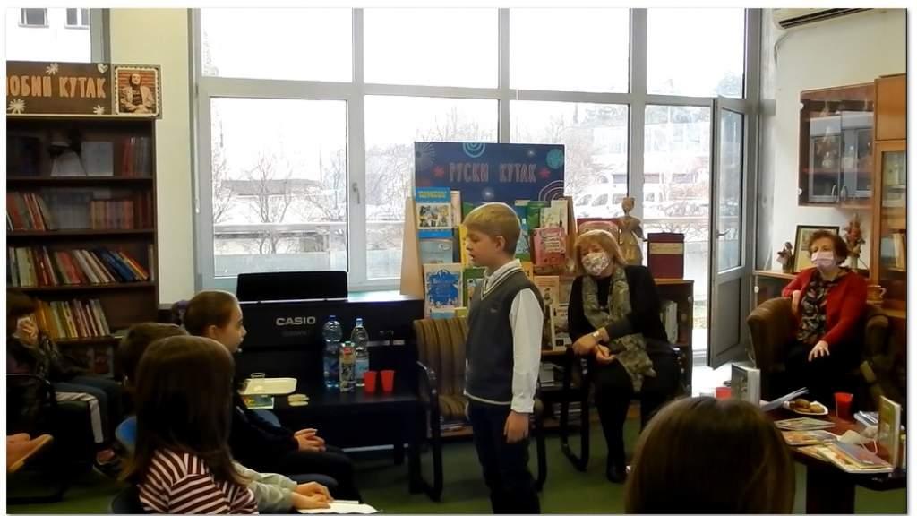 Встречу русскоязычных детей с сербскими писателями приурочили ко Дню родного языка