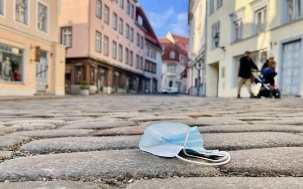 В Эстонии выявили 892 новых случая заражения коронавирусом