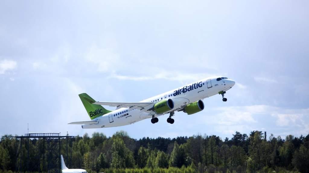 AirBaltic в начале мая откроет новый рейс