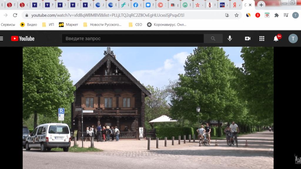 Автор фильма о русской деревне под Потсдамом рассказал о русско-немецких связях