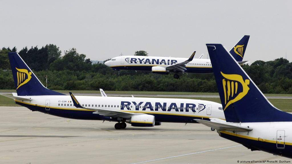 C июня Ryanair будет летать из Каунаса в Ливерпуль