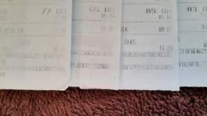 Доска жалоб: как подать чеки, когда на них ничего не видно?!