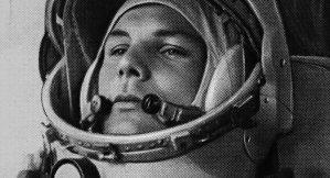 87 лет назад родился Юрий Алексеевич Гагарин - первый космонавт планеты Земля