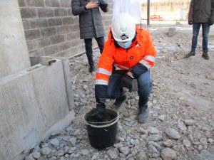 Хорошие новости: Министр госуправления Эстонии Яак Ааб дал старт новому заводу