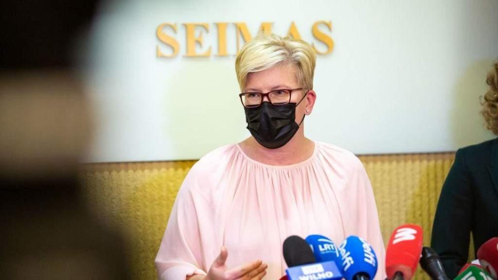 Премьер Литвы: пока не обеспечена вакцинация, говорить о привилегиях зеленого паспорта рано