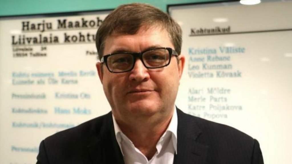 В Эстонии арестован русский омбудсмен Сергей Середенко