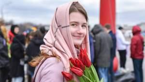 В России и мире отмечают Международный женский день