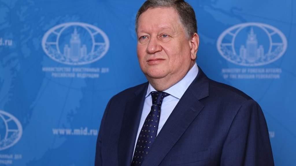 Александр Нуризаде возглавил Департамент по работе с соотечественниками за рубежом