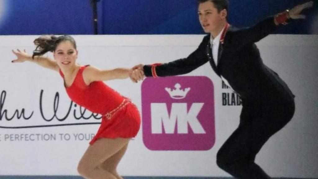 Анастасия Мишина на шоу «Чемпионы на льду» упала после выброса