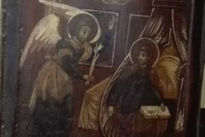 Православные верующие отмечают праздник Благовещения Богородицы