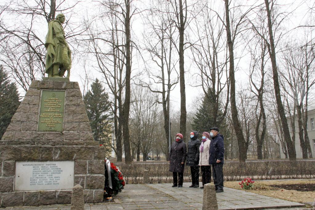 Евгений Капов: в Эстонии отмечают День освобождения узников нацизма