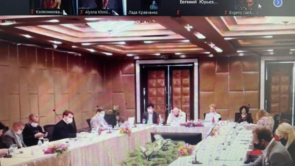 Заместитель Директора МДС Анна Колесникова приняла участие в конференции соотечественников в Таиланде