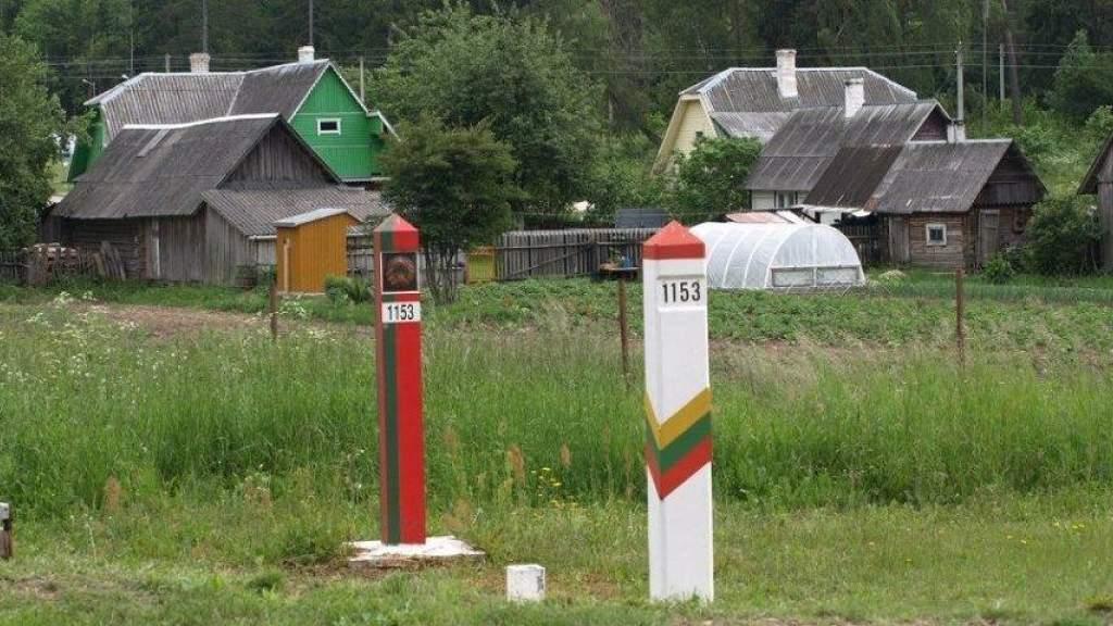 На границе Литвы – бум нелегальных эмигрантов