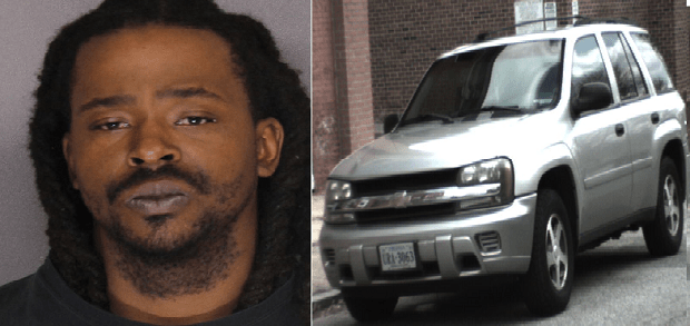 Police Search For Suspect Michael Samuel Brown Jr. In ...