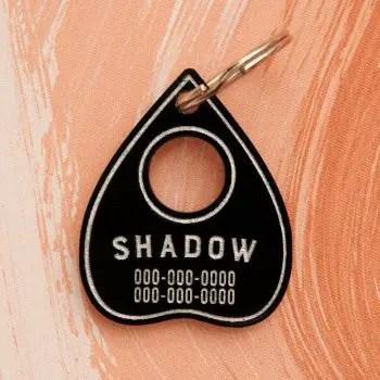 Ouija Personalized Tag