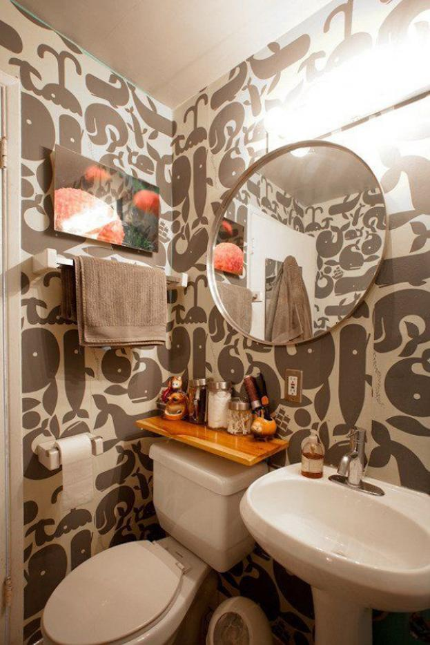 13 Best Solutions For Small Bathrooms Design