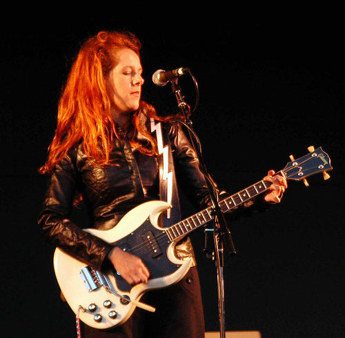 Neko Case/Flickr Creative Commons/By rgordon