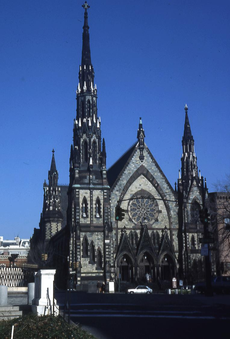 Baltimore Building Of The Week Victorian Gothic Churches Baltimore Heritage