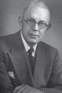 Edward L. Palmer (1877–1952), courtesy the Guilford Association
