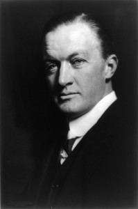 John Russell Pope, 1910. Courtesy the Library of Congress, cph.3b15402.